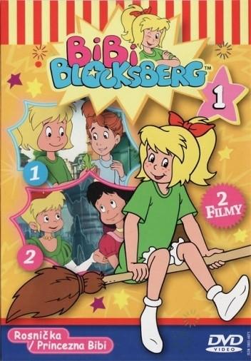 DVD Bibi Blocksberg 1
