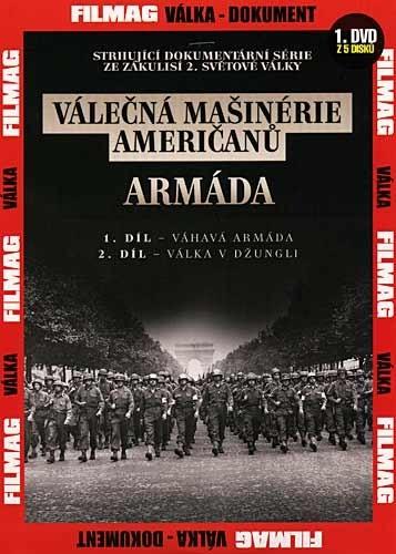 DVD Válečná mašinérie američanů - Armáda