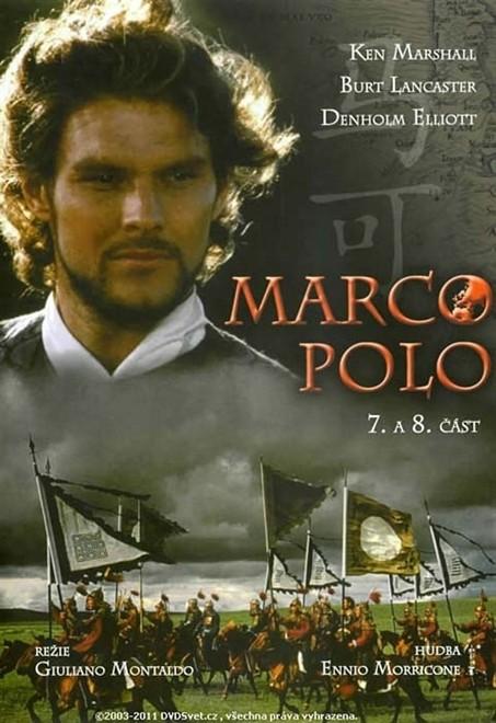 DVD Marco Polo 7. a 8. část