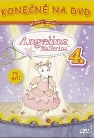 DVD Angelina Ballerina 4
