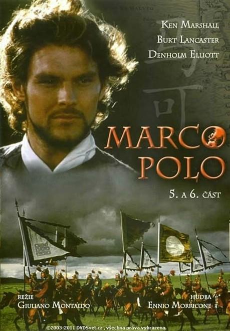 DVD Marco Polo 5. a 6. část