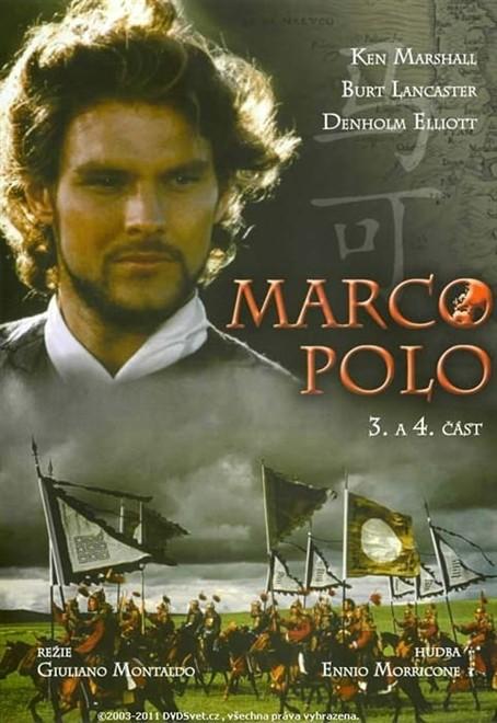DVD Marco Polo 3. a 4. část