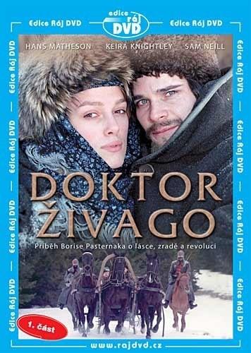 DVD Doktor Živago 1