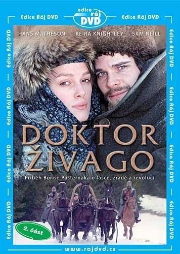 DVD Doktor �ivago 2