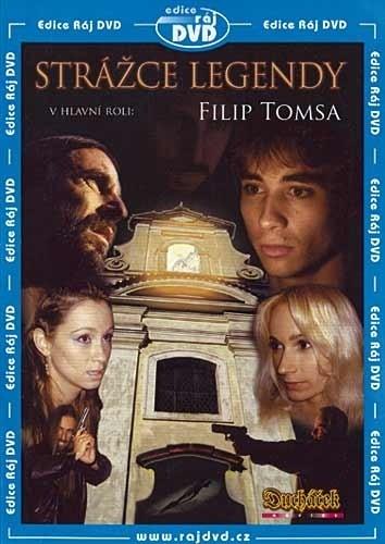 DVD Str�ce legendy