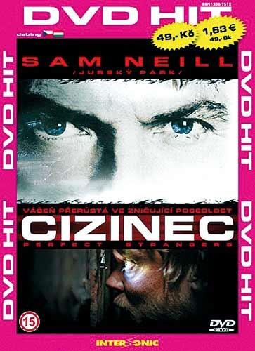 DVD Cizinec