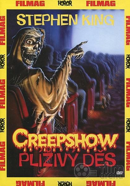 DVD Creepshow: Plíživý děs