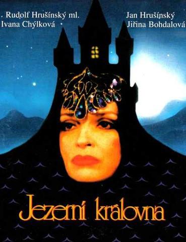 DVD Jezern� kr�lovna