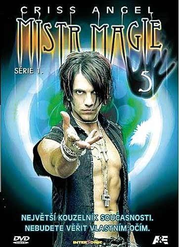 DVD Criss Angel Mistr magie série 1 5