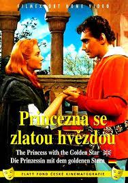 DVD Princezna se zlatou hvězdou