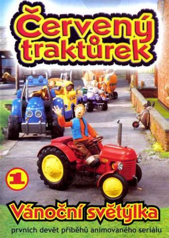 DVD Červený traktůrek 1