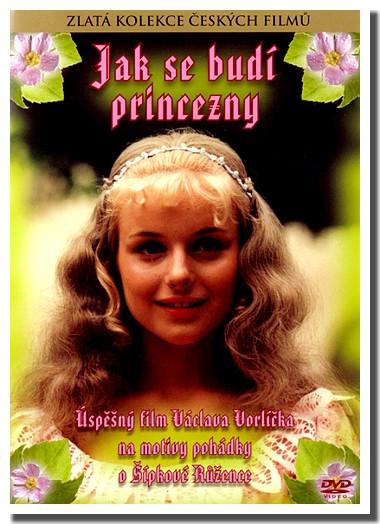 DVD Jak se bud� princezny