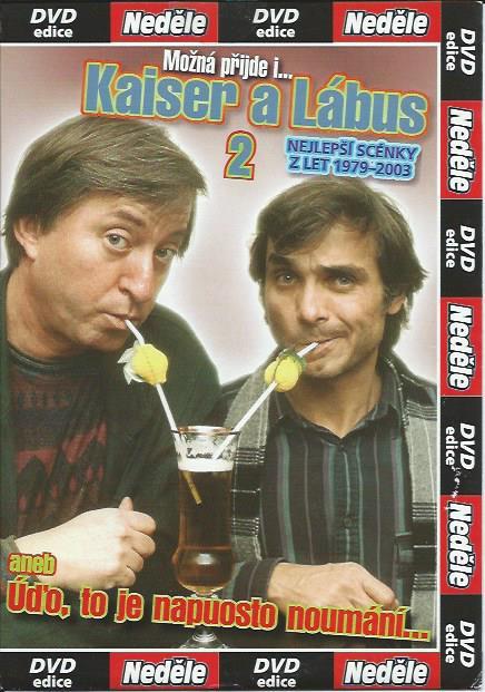 DVD Kaiser a L�bus 2 - aneb ��o, to je napuosto noum�n�...