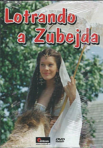 DVD Lotrando a Zubejda