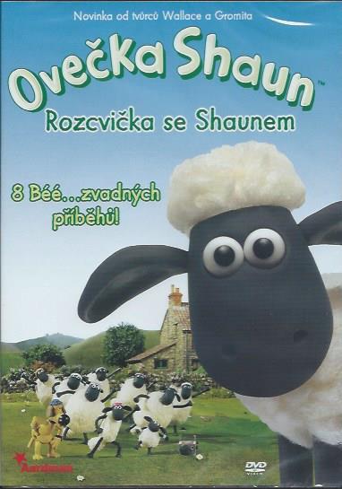 DVD Ove�ka Shaun - Rozcvi�ka se Shaunem