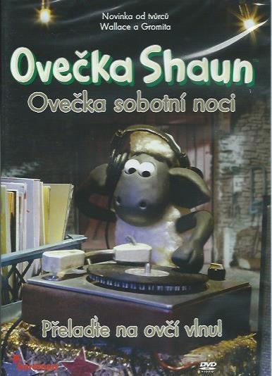 DVD Ove�ka Shaun - Ove�ka sobotn� noci - P�ela�te na ov�� vlnu!
