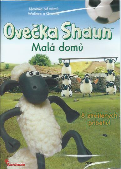 DVD Ove�ka Shaun - Mal� dom�