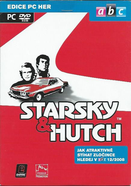 PC HRA Starsky a Hutch