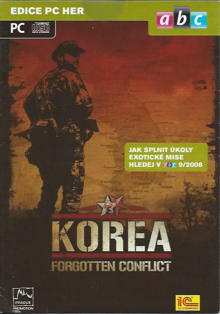 PC HRA Korea: Forgotten conflict