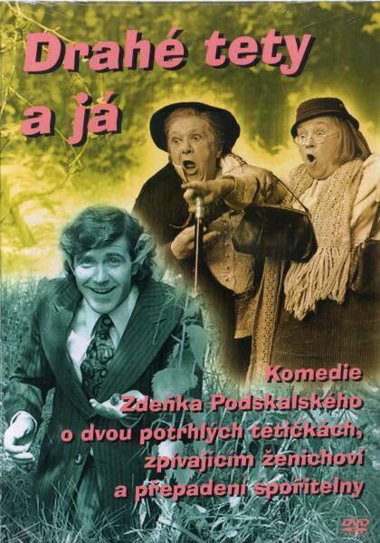 DVD Drah� tety a j�