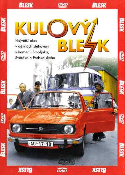 DVD Kulov� blesk