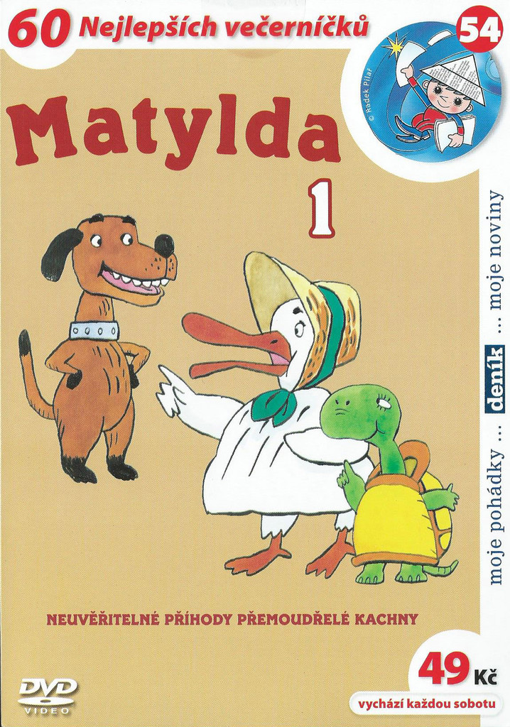 DVD Matylda 1