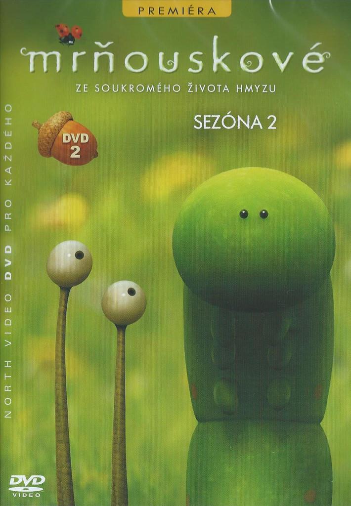 DVD Mrňouskové 2