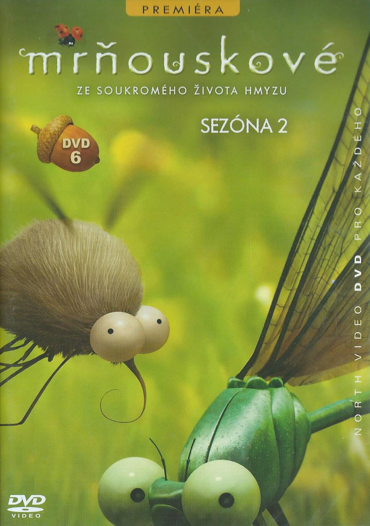 DVD Mr�ouskov� 6