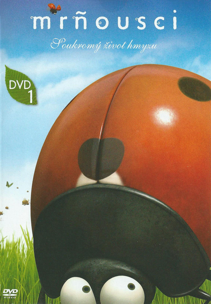 DVD Mr�ousci 1