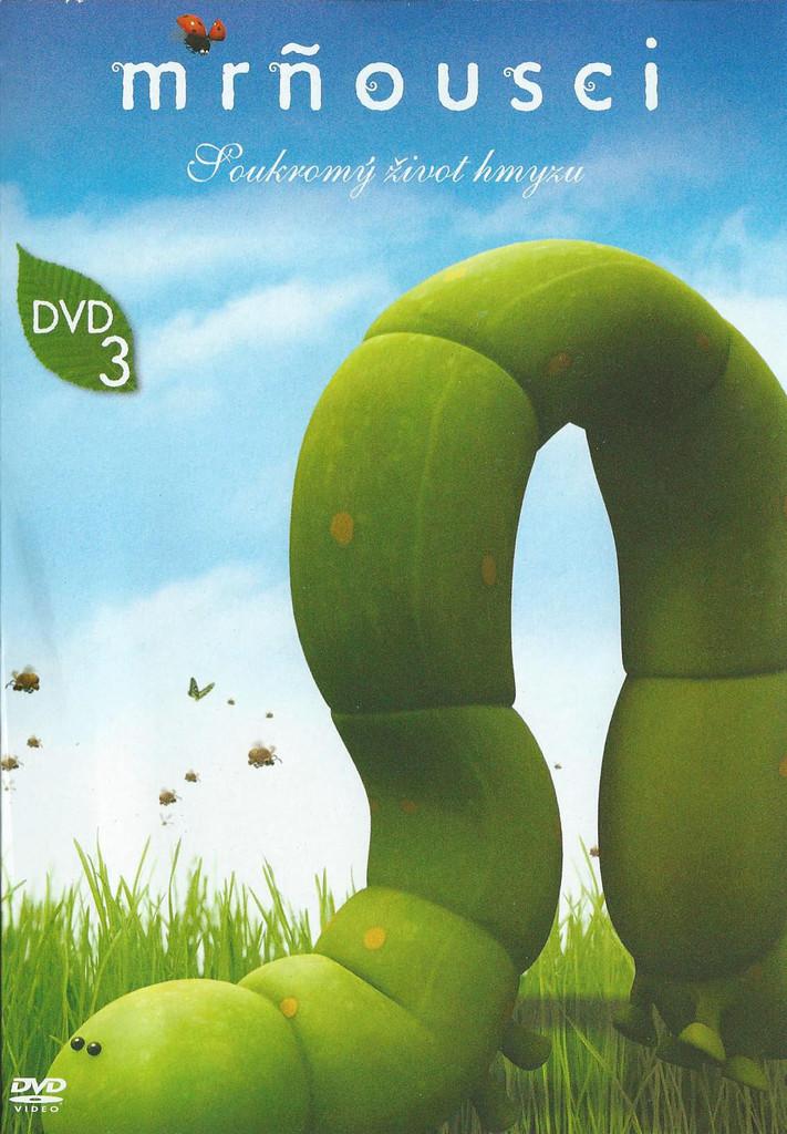 DVD Mr�ousci 3