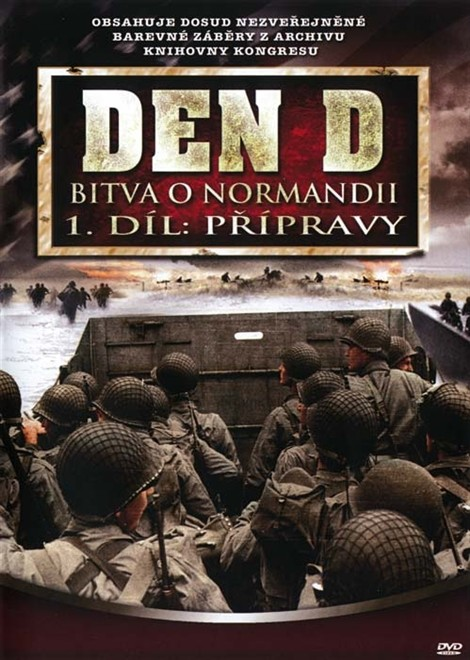 DVD Den D: Bitva o Normandii 1 (Slim box)