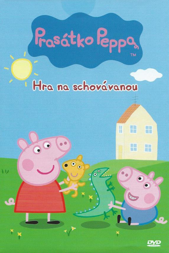 DVD Pras�tko Peppa - Hra na schov�vanou
