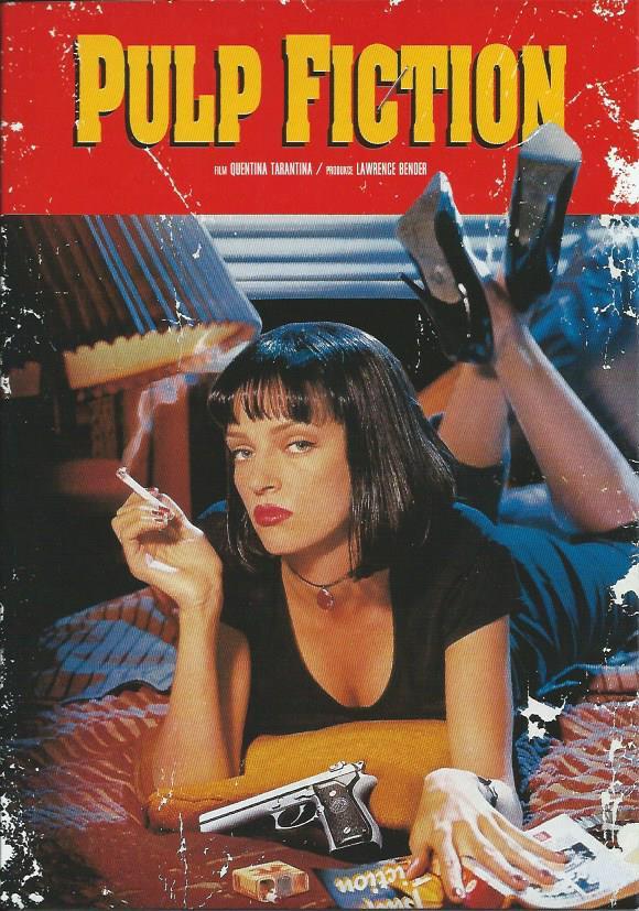 DVD Pulp Fiction: Historky z podsv�t�