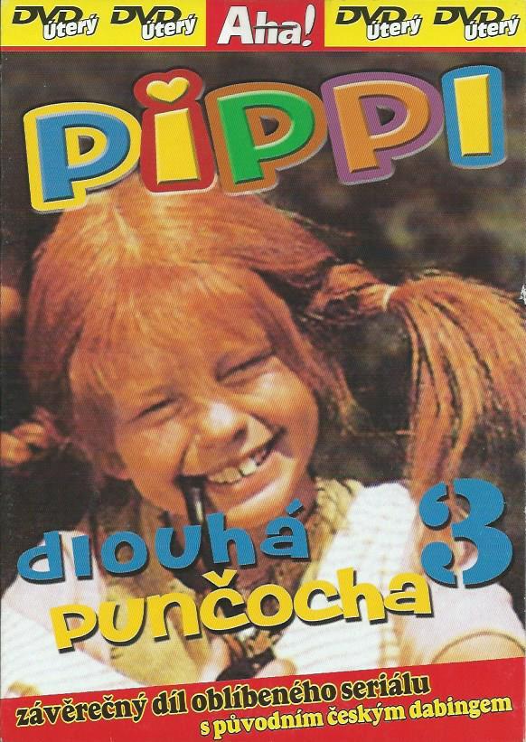 DVD Pippi dlouh� pun�ocha 3