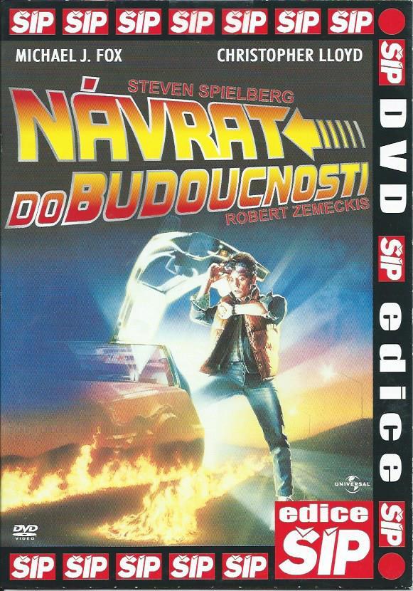 DVD N�vrat do budoucnosti