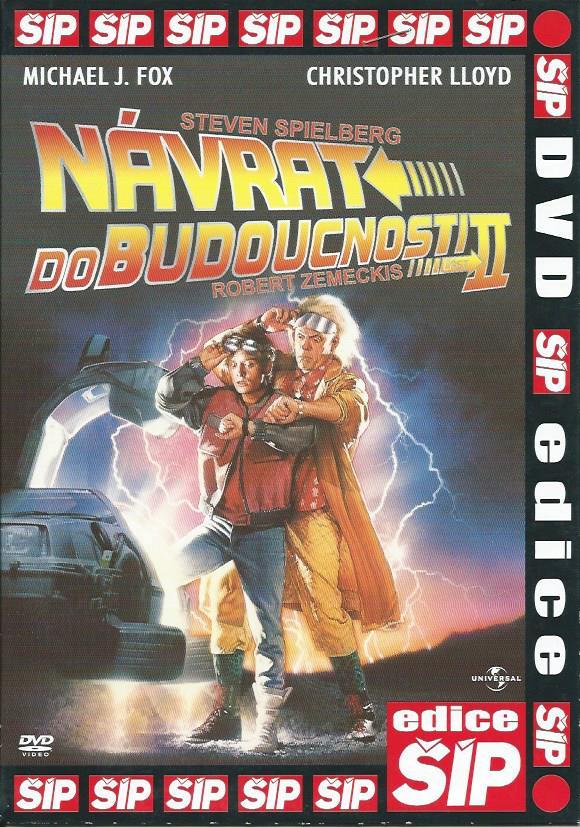DVD N�vrat do budoucnosti II