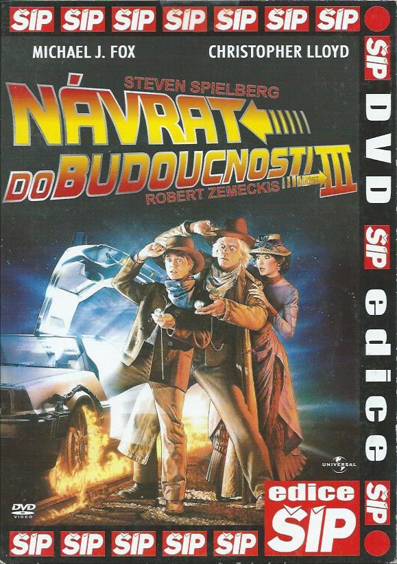 DVD N�vrat do budoucnosti III