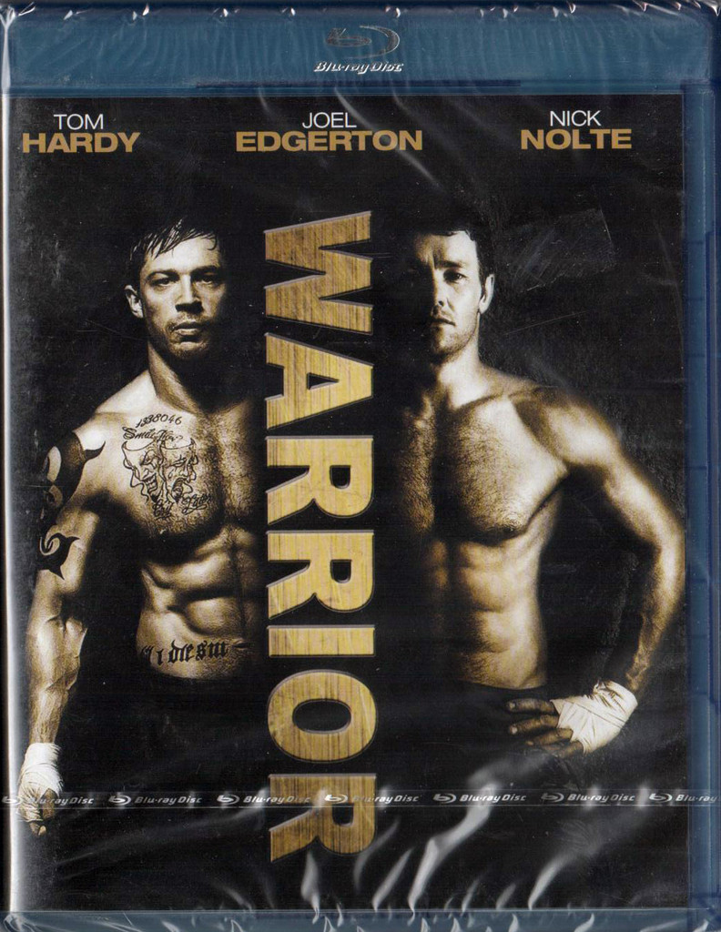 Blu-ray Warrior