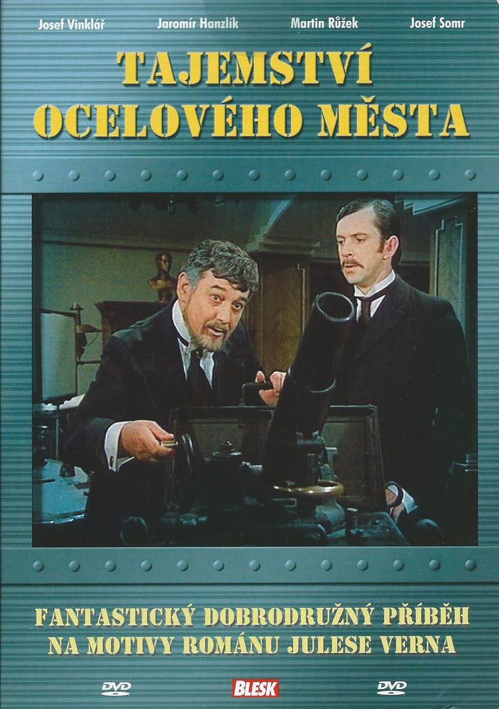 DVD Tajemstv� ocelov�ho m�sta