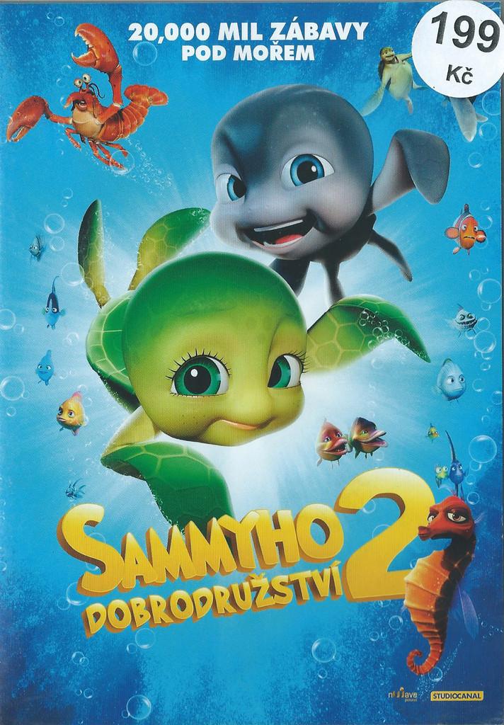 DVD Sammyho dobrodru�stv� 2