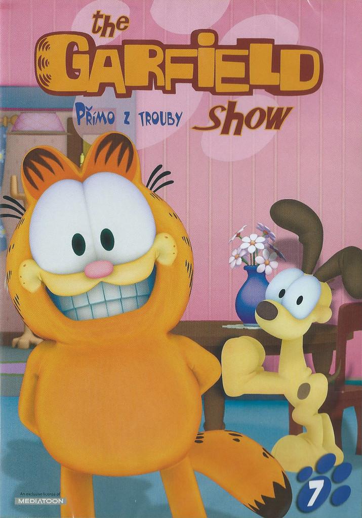 DVD The Garfield show 7 - Přímo z trouby
