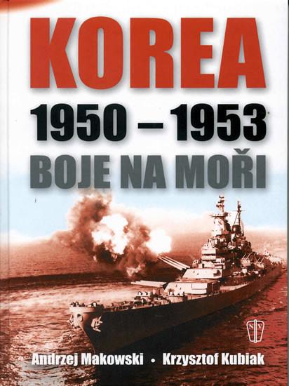 Korea 1950 - 1953 Boje na moři