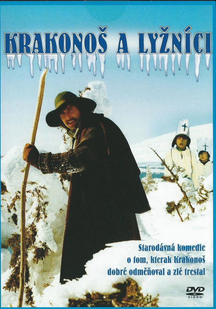 DVD Krakono� a ly�n�ci