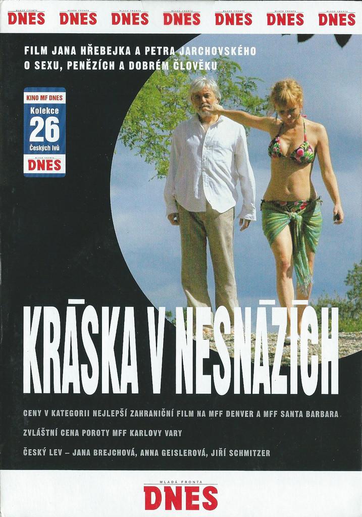 DVD Kráska v nesnázích