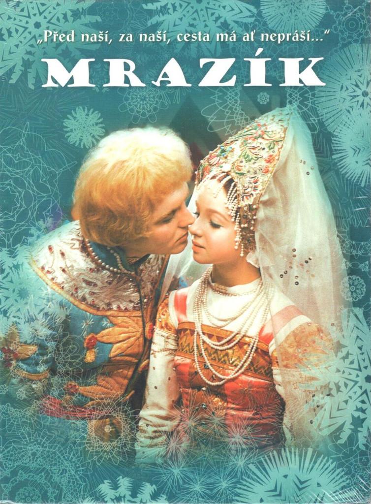 DVD Mrazík
