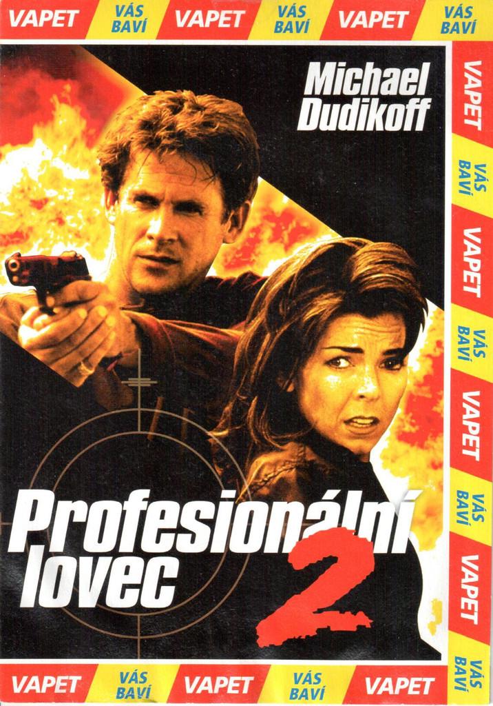 DVD Profesion�ln� lovec 2 (po�kozen�)