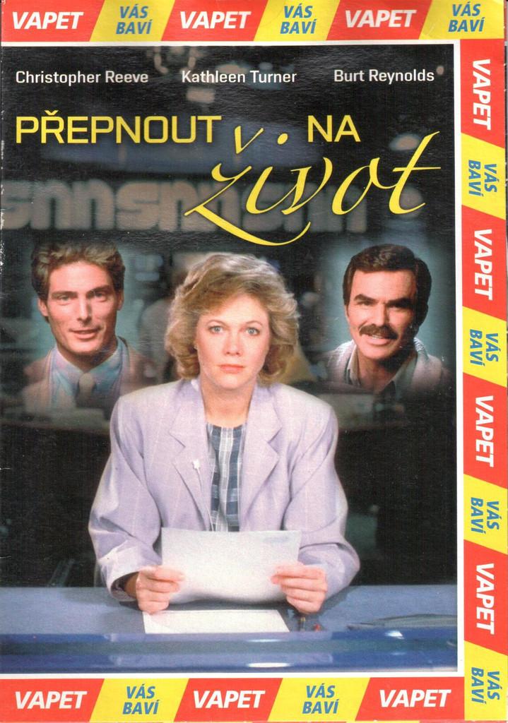 DVD P�epnout na �ivot (po�kozen�)
