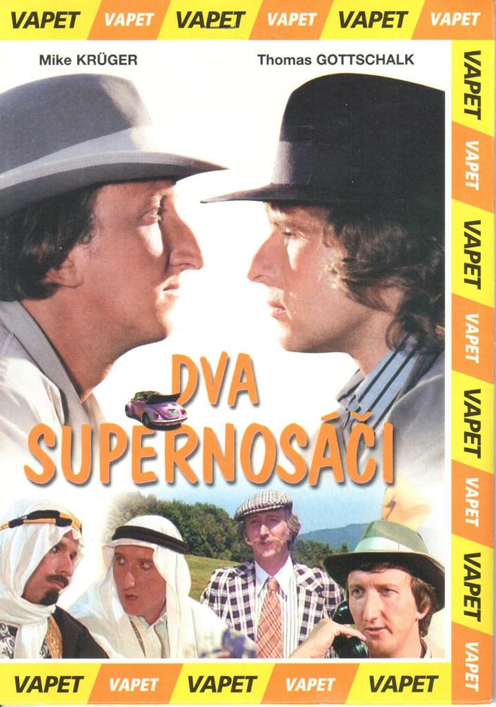 DVD Dva supernos��i