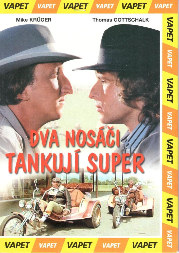 DVD Dva nos��i tankuj� super