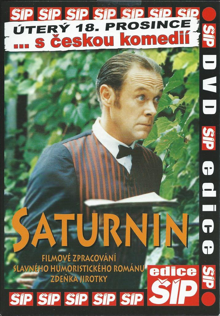 DVD Saturnin